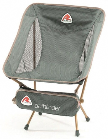 Robens Pathfinder Lite Granite Camping Chair Folding Furniture